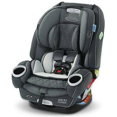 Graco 4Ever DLX Platinum 4-in-1 Convertible Car Seat - Freddie and Sebbie
