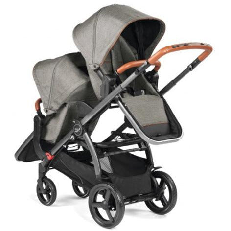 Agio Baby Z4 Full-feature Double Stroller - Freddie and Sebbie
