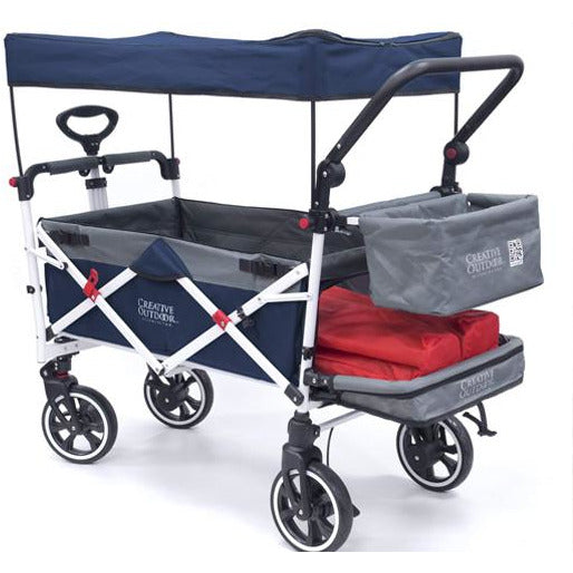 Titanium Series Stroller Wagon - Freddie and Sebbie