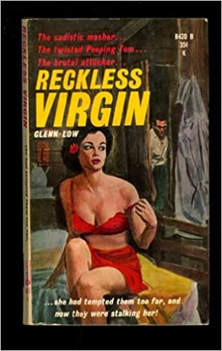 Reckless Virgin by Glenn Low (Unread)
