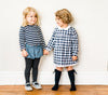 Little Cotton Clothes . Penny Smock Dress . Gingham