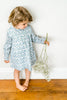 Little Cotton Clothes . Penny Smock Dress . Floral