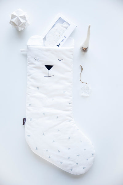 Fabelab . Christmas Stocking . Polar Bear
