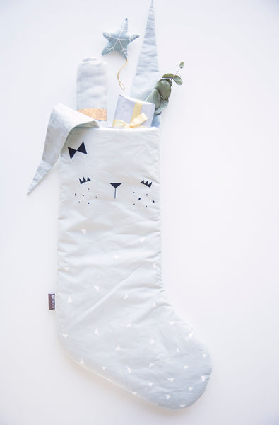 Fabelab . Christmas Stocking . Bunny