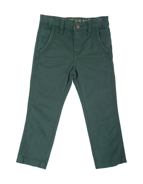Frugi Forester Chinos - Spruce