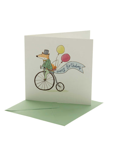 Not Before Tea - Birthday Cards