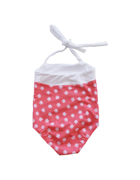 Petit Crabe Swimsuit with Ties