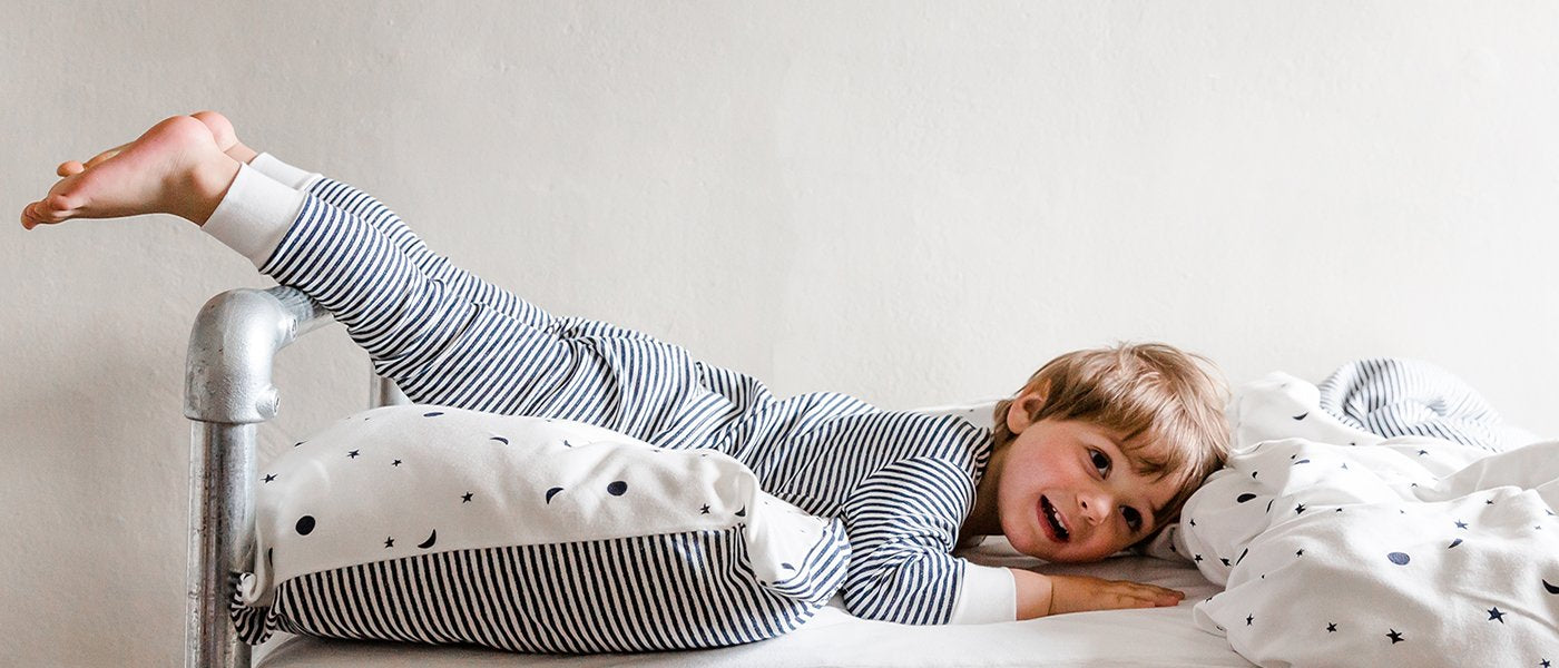 Image link to Sleepy Doe bedding and sleepwear collection