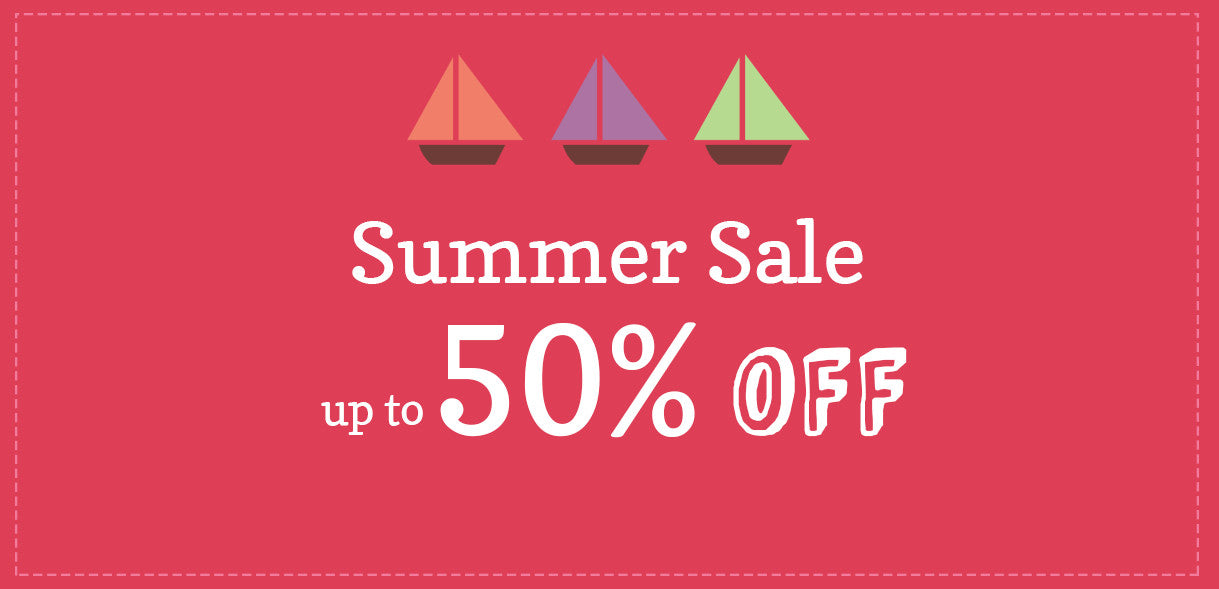 Summer Sale at Little Red