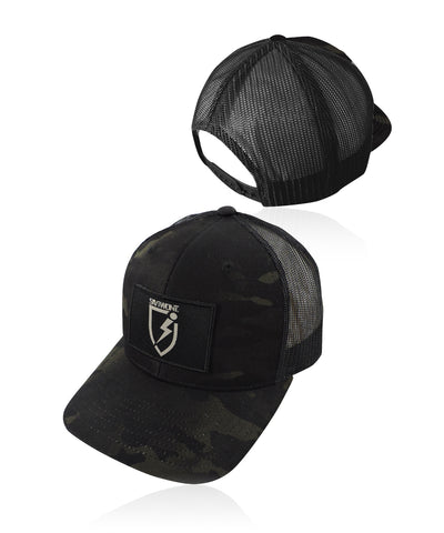 Power Blitz Patch MultiCam Snapback - Black MultiCam
