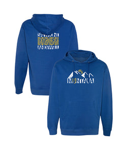 Montana Creed 2.0 Hoodie - Royal