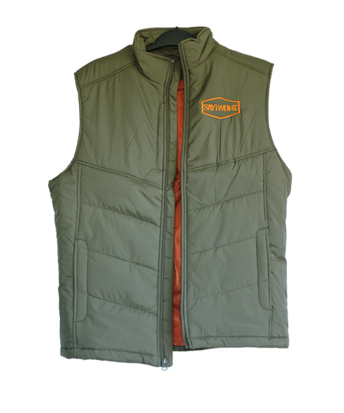 The MICK All-Weather Vest - Olive