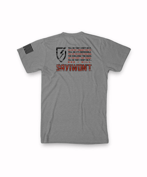 Patriot Youth Creed - Heather Gray