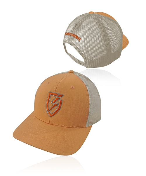Blitz.0 Snapback - Peach and Birch