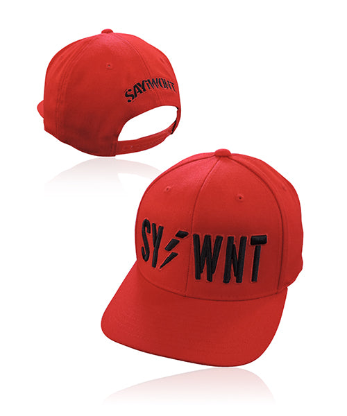 Constant Solid Snapback - Red