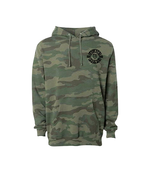 Cycle Hoodie - Forrest Camo