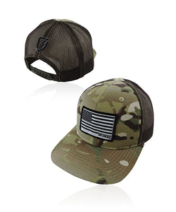 Defender MultiCam Snapback - MultiCam - Brown
