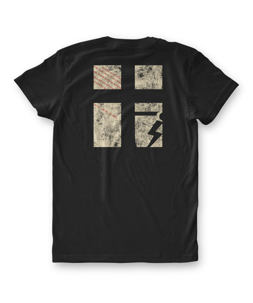 Foundation Creed Tee - Black