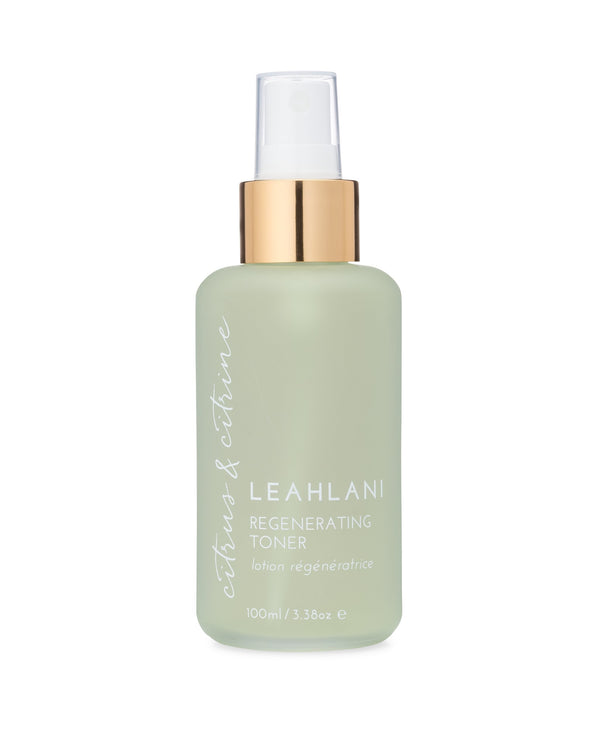 CITRUS AND CITRINE REGENERATING TONING MIST - 100ML