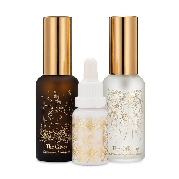 THE OFFERING | PROBIOTIC ORANGE BLOSSOM & FRANKINCENSE TONER - 50ML