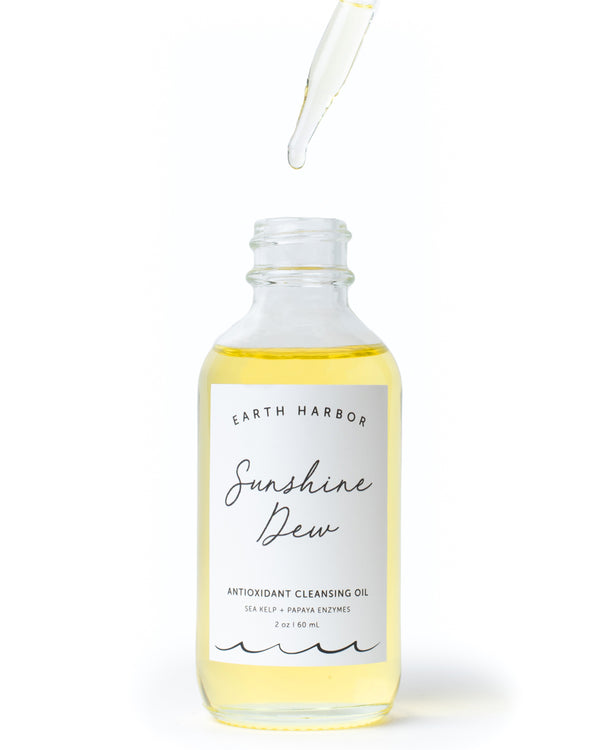 SUNSHINE DEW ANTIOXIDANT CLEANSING OIL - 60ML