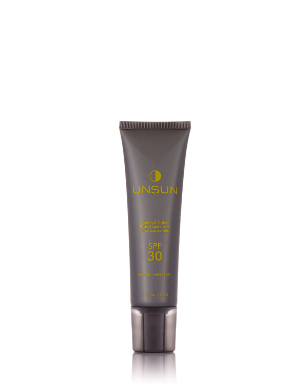 Mineral Tinted Face Sunscreen - 50ML