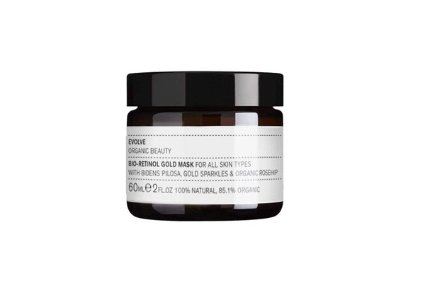 BIO RETINOL GOLD FACE MASK