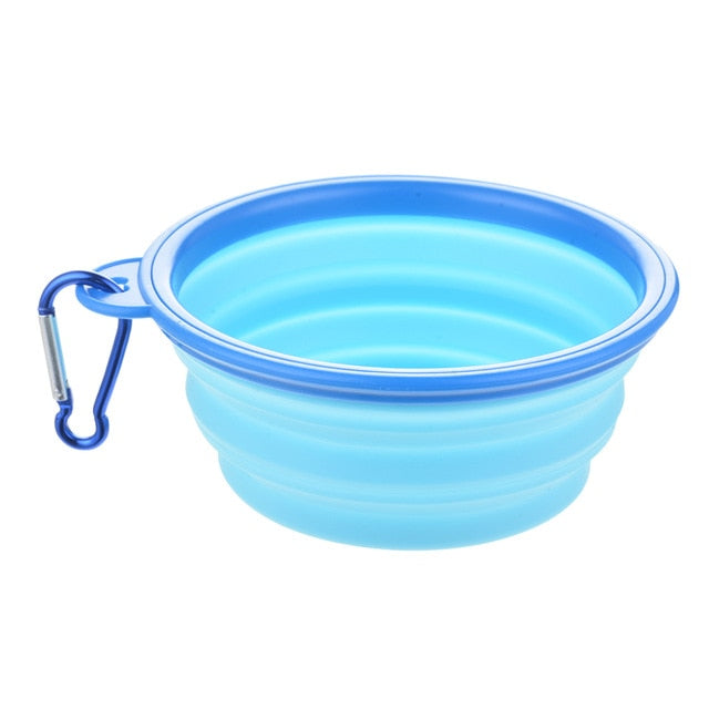 Silicone Travel Bowl