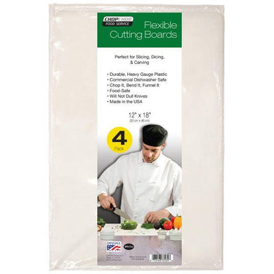 18 x 24 CUTTING BOARD 4PK