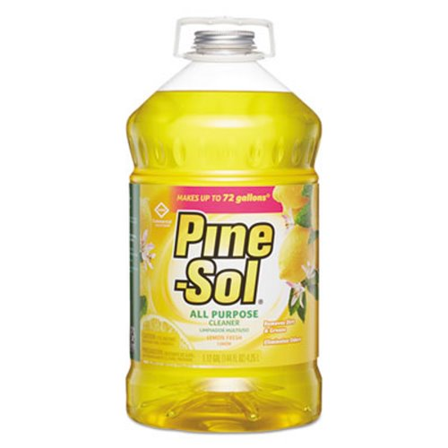 Lemon Pine Sol 144 oz.