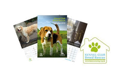 Breed Rescue Calendar