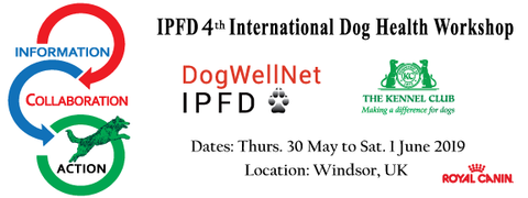 4th International Dog Health Workshop