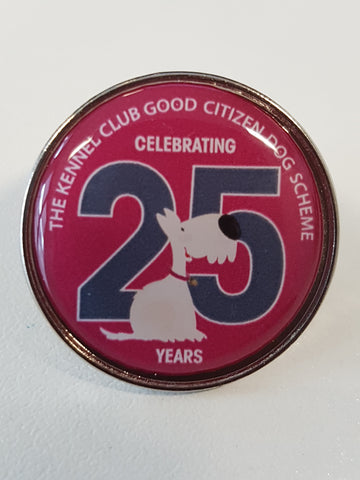 GCDS 25th Birthday Badge