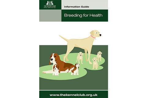 Information Guides - Breeder Bundle - The Kennel Club  - 1
