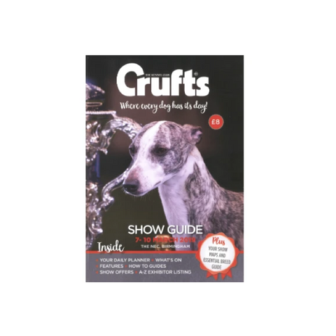 Crufts Souvenir Guides