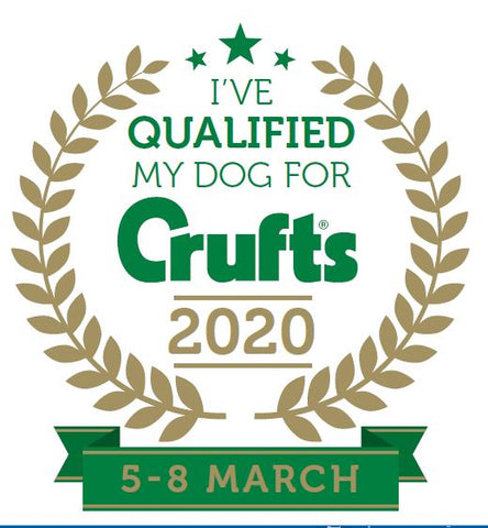 Crufts 2019 Window Sticker Donation