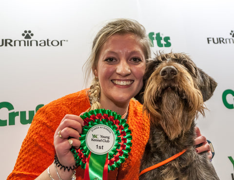 Young Kennel Club Crufts 2021 Handling Qualifier – Stoneleigh