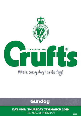 Crufts Catalogues