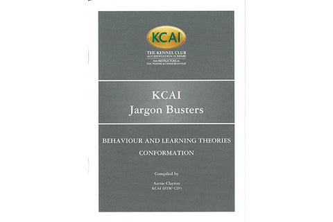 Jargon Busters - The Kennel Club  - 1