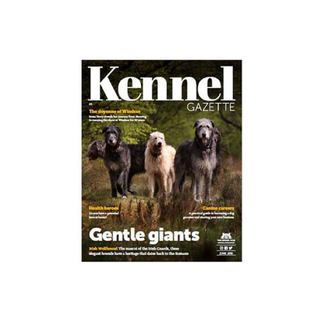 Kennel Gazette (Single Copy)
