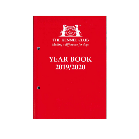 Kennel Club Year Book 2019/2020