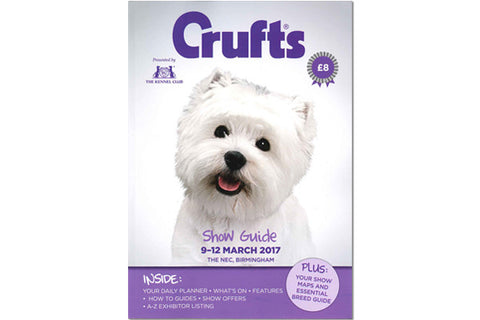Crufts 2017 Showguide