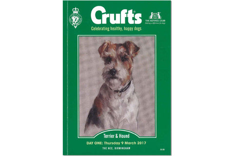 crufts day one guide - terrier and hound