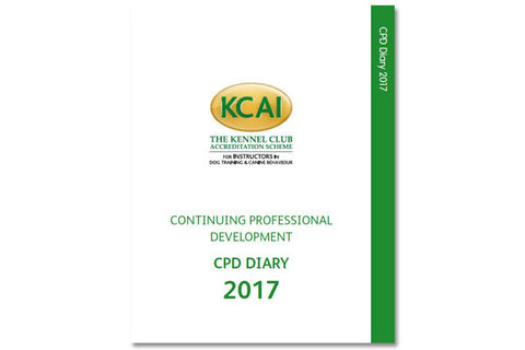 KCAI CPD Diary 2017 - The Kennel Club