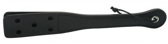 12 Inch Leather Slapper w/ Holes