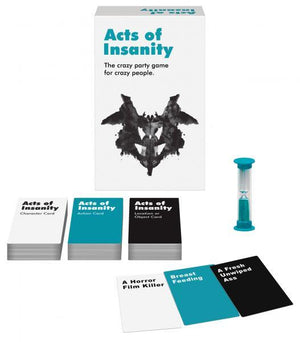 Acts of Insanity Books & Games > Games Kheper Games