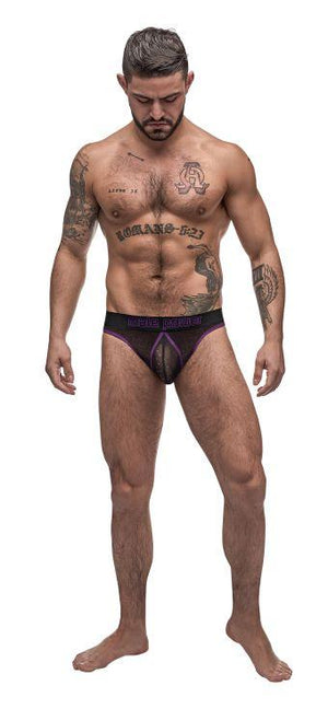 Airotic Mesh Butt Out Bikini Underwear Lingerie & Clothing > For Men Male Power