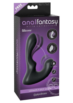 Anal Fantasy Elite Ultimate P-Spot Milker Anal Toys Pipedream