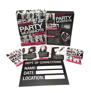 Bachelorette Party Mugshots Books & Games > Games Little Genie Productions