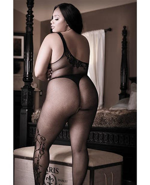Before Dawn Off Shoulder Bodystocking Lingerie & Clothing > Bodystocking Fantasy Lingerie